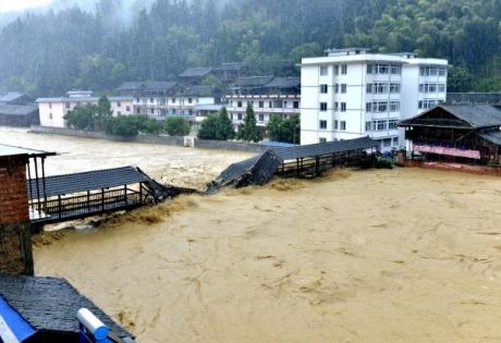 китай, наводнение, общество, происшествия, природные катастрофы, ущерб