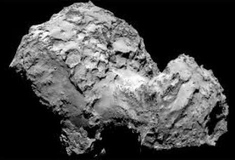 Розетта, комета, Чурюмова-Герасименко, поверхность, ученые, зонд, рыхлая