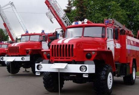 Украина, происшествия, Ужгород, новости, ДТП, пожарная машина