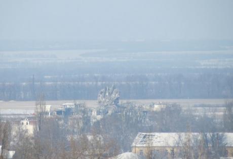 донецк, бомбежка, ато, днр, восток украины