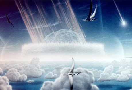 Ученые, Мексика, динозавры, выкопать, метеорит, вымирание, наука, техника, история