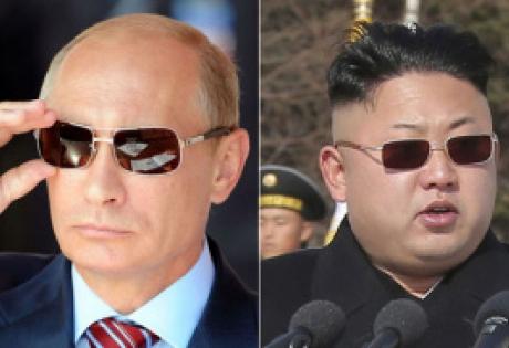 путин, культ личности, рейтинг, ким чен ын, политика, северная корея, россия