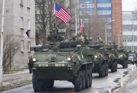 нарва, сша, россия, военная техника