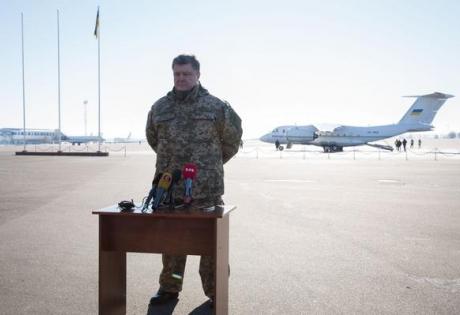 порошенко, всу, дебальцево, восток украины, донбасс, россия, котел, нацгвардия, обсе, минские соглашения