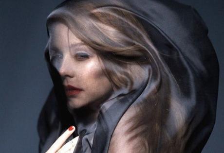 """украина, тина кароль, журнал """"Vogue"""", фотосессия, готический образ"""