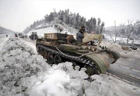 ато, днр, армия украины, теплые вещи, зима, снаряжение
