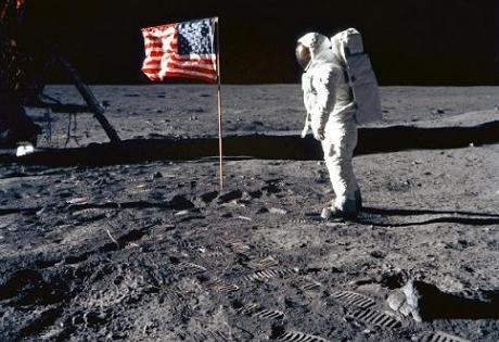 луна, флаг, аукцион, бостон