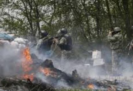 перемирие, Украина, МИД, убитые, раненные