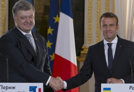 СМИ опубликовали план Макрона: статус Донбасса - что это и зачем это надо