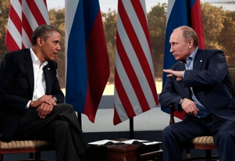 Обама, Россия, перемирие, США