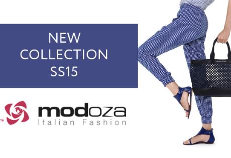 Весна на Modoza: новая коллекция итальянской одежды и обуви уже в продаже