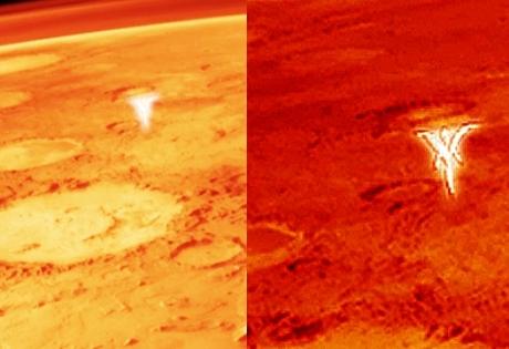 Марс, инопланетяне, марсоход, ангел