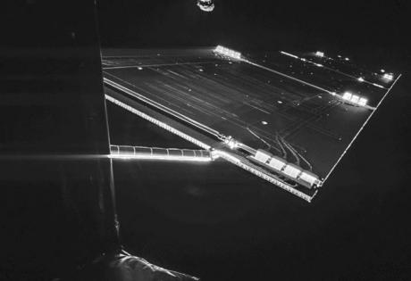 космический аппарат, селфи, космос, наука, техника