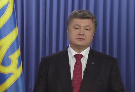Порошенко, украина, Небесная сотня, Киев, годовщина, общество, госпереворот