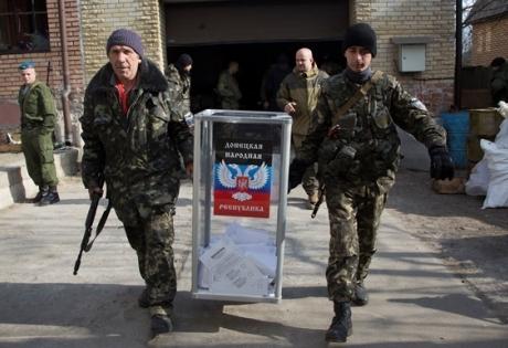 выборы днр, лнр, признание, россия, евросоюз, сша