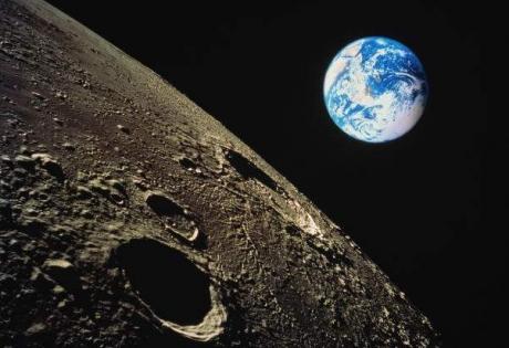 луна, ученые, земля, спутник