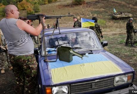 батальон айдар, новости украины, ситуация в украине, юго-восток украины