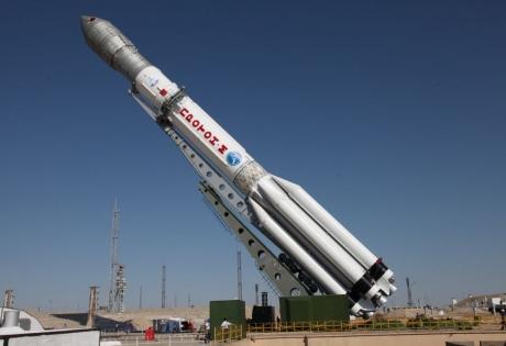 протон-м, ракета-носитель, спутник, байконур