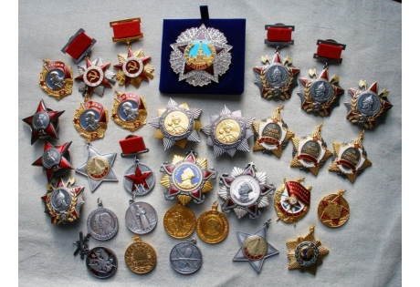 Monitex:покупка наград Великой Отечественной войны дорого