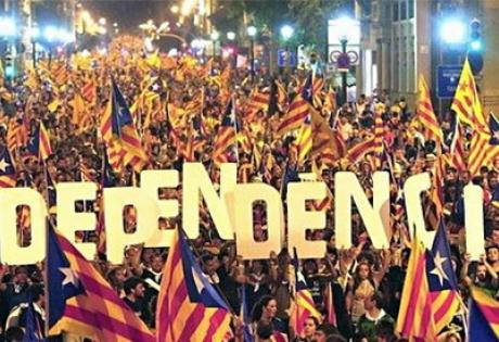Испания, Каталония, сепаратизм,  референдум, политика, общество, Барселона, Россия, мнение, кадры