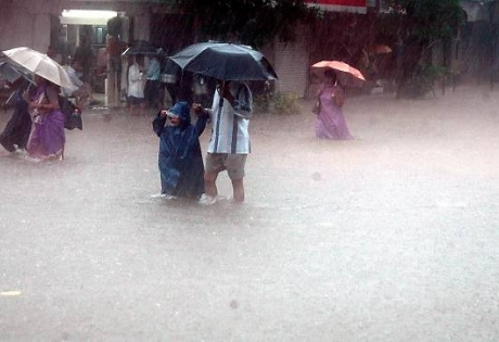 паводки, марокко, наводнение, ливни