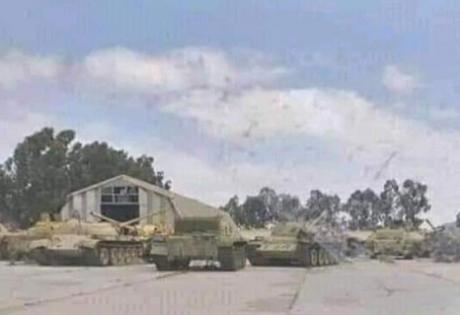 новости ливии, хафтар, чвк вагнер, россия, наемники, Аль-Ватия