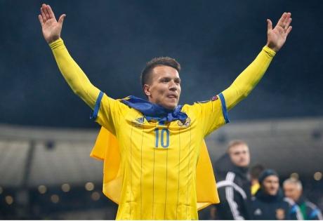 Украина, Евро 2016, футбол, Словения