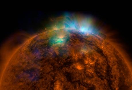 солнце, марс, космос, наса, телескоп