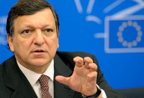 Еврокомиссия, Украина, помощь, Порошенко, Баррозу, Цеголко