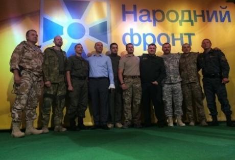 Выборы, Яценюк, Турчинов, Черновол, Казак, Аваков, партия, Народный фронт