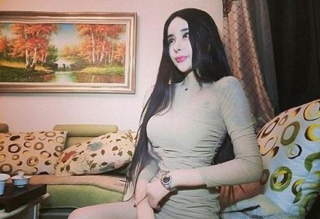 Китаянка, 15 лет, пластическая операция, фото, Китай, общество, шоу-бизнес