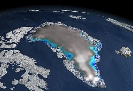 гренландия, карта, цифровая, GPS
