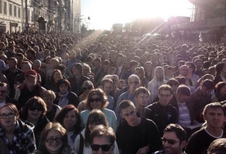 марш мира в москве, новости россии, новости москвы, донбасс, лнр, днр, новороссия, общество
