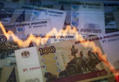 Россия, курс валют, рубль, доллар, евро, Путин, экономика, рецессия
