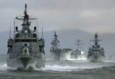 мир, Турция, Россия, НАТО, США, ВМС, морской флот, Сирия, война в Сирии, политика, общество, Черное море, эсминец, фрегат, Испания, Потругалия, Канада