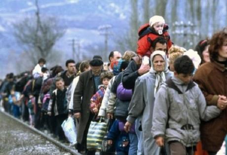юго-восток Украины, беженцы, переселенцы, АТО, Донбасс, новости Украины, общество