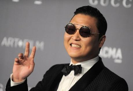 Gangnam Style, YouTube, счетчик, бит, меняют, просмотры, лайки