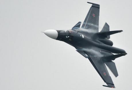 россия, авиация, самолет, бомбардировщик, су-34, ф-16, истребитель, нато, норвегия, перехват