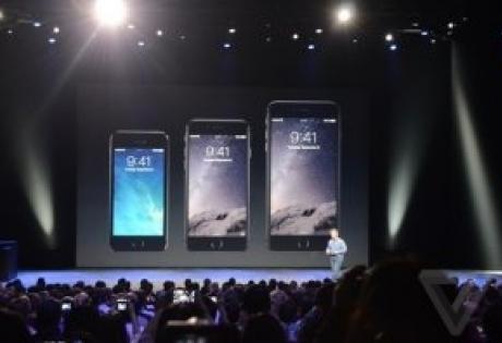 iPhone 6, iPhone 6 Plus, Apple, продажи, очереди, США, Нью-Йорк, Лондон, Сидней, Сингапур