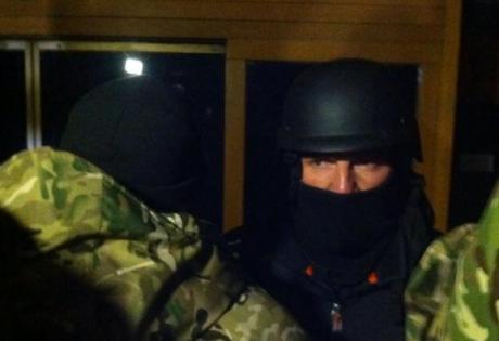 автоматчики, укрнафта, днепр-1, коломойский, лещенко, порошенко
