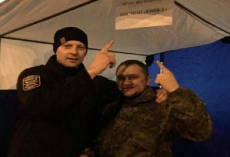 киев-1, мвд, украина, нбу, митинг