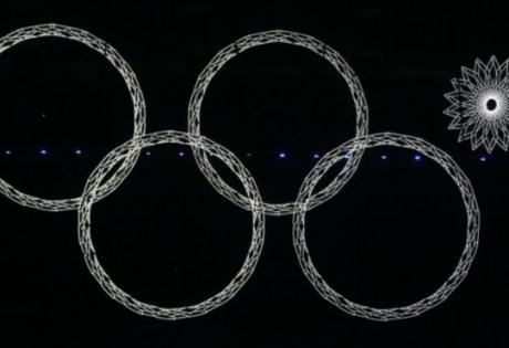 Олимпиада, Россия, кольцо, ирландцы, не раскрылось