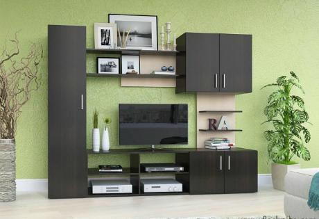 новости дня мебель в гостиную от производителя Flashnika 2601