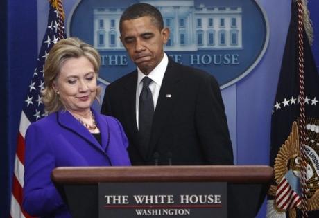ИноСМИ, Хиллари Клинтон, Обсамп, США, политика, президент, выборы, общество