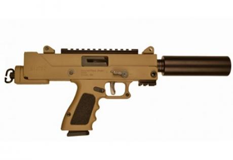 пистолет, мыльтикалиберный, сша