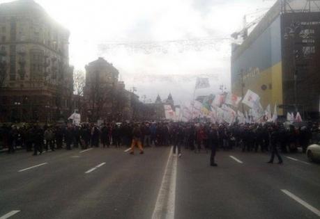 киев, предприниматели, митинг, забастовка