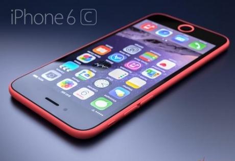iPhone 6c, модель, дизайн, apple