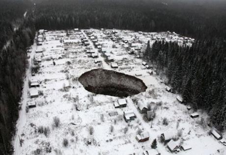 обвал грунта, Соликамск, происшествие