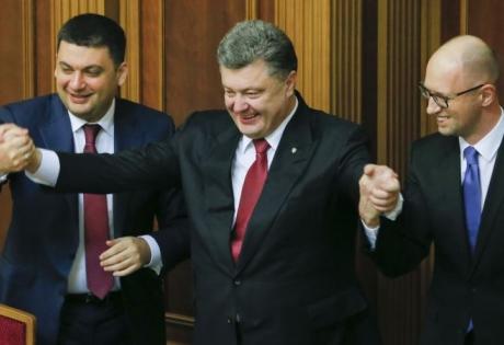 тимошенко, верховная рада, порошенко, яценюк, семенченко, айдар, гаврилюк