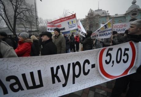 Петр Порошенко, вето, закон про валютные кредиты, реструктуризация, общество